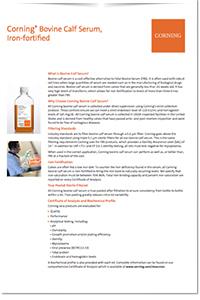 Corning-serum