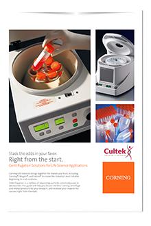 centrifugation solutions corning