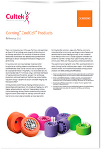COOL-CELL CORNING