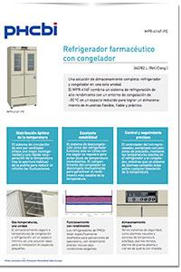 Refrigerador con congelador