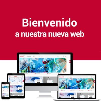 Bienvenido a nuestra nueva web