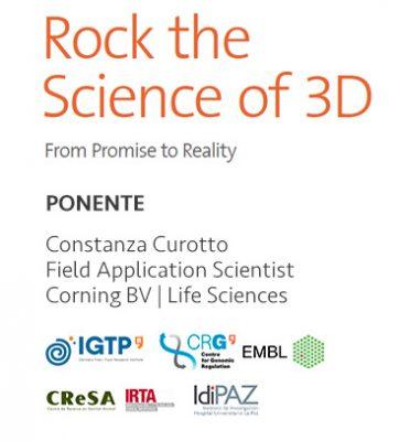 Seminarios: Creando la Funcionalidad In Vivo con Modelos 3D