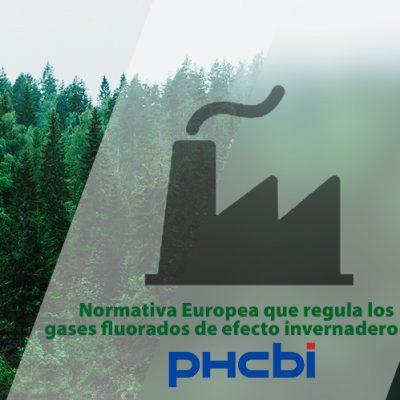 Nueva Normativa Europea sobre Gases Fluorados de Efecto Invernadero - Reglamento (EU) 517/2014