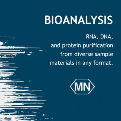 kits para extracción y purificación de RNA, DNA y proteínas