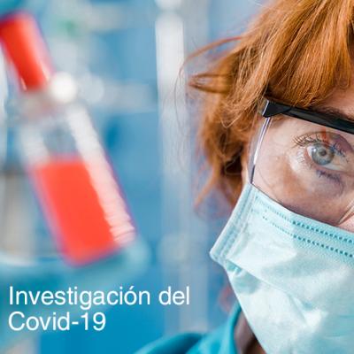 SOLUCIONES PARA LA INVESTIGACIÓN DEL COVID-19