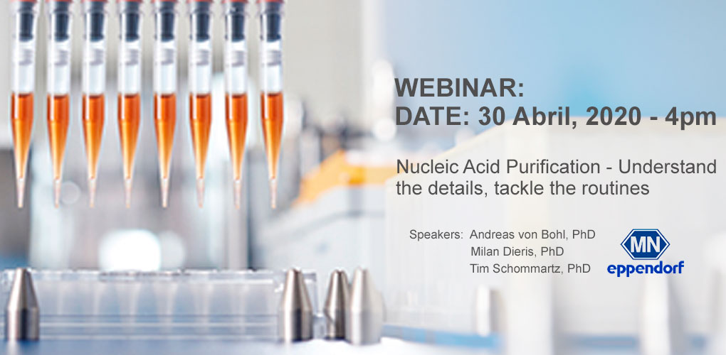 Nucleic Acid Purification - Understand the details, tackle the routines