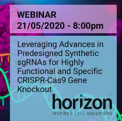 Leveraging Advances in Predesigned Synthetic sgRNAs for Highly Functional and Specific CRISPR-Cas9 Gene Knockout