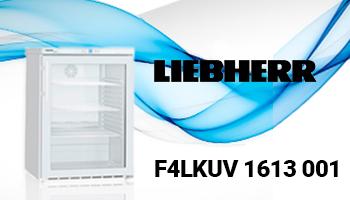 Frigorífico ventilado Mediline, 130 litros, con puerta de cristal (+3ºC/+16ºC)