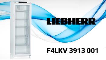 Frigorífico ventilado Mediline, 344 litros, con puerta de cristal (+3ºC/+16ºC)