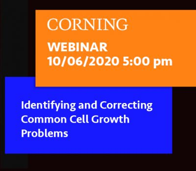 Identifying and Correcting Common Cell Growth Problems