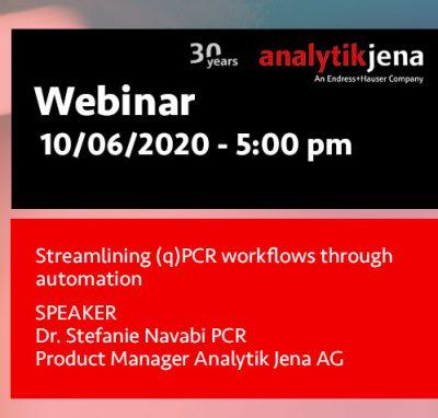 Streamlining (q)PCR workflows through automation