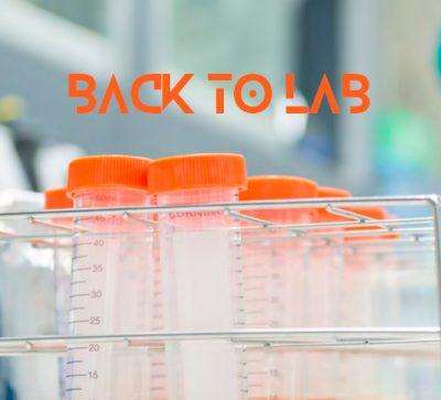 Vuelve al laboratorio con Corning
