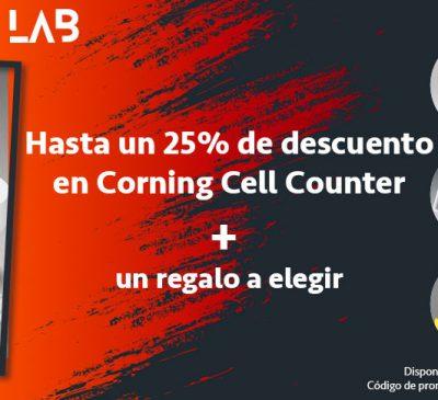 Oferta en Cell Counter Corning