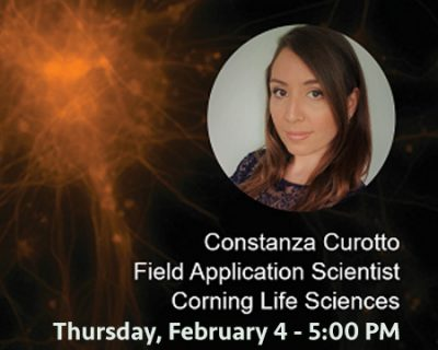 Webinar Corning- Neuroscience Applications with 3D Cell Culture