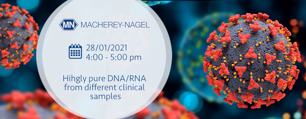 Viral RNA Isolation for COVID-19 testing
