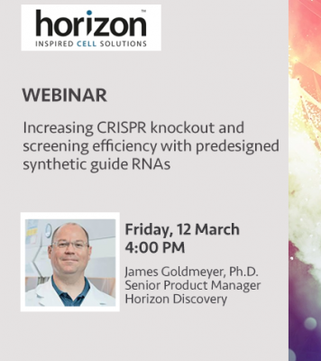 Increasing CRISPR knockout and screening efficiency with predesigned synthetic guide RNAs