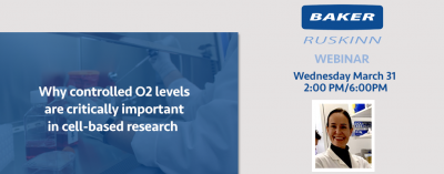 Why controlled O2 levels are critically important in cell-based research