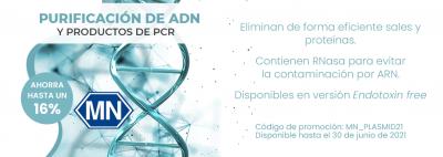 Oferta en purificación de ADN