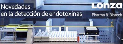Control de calidad – Novedades en la detección de endotoxinas
