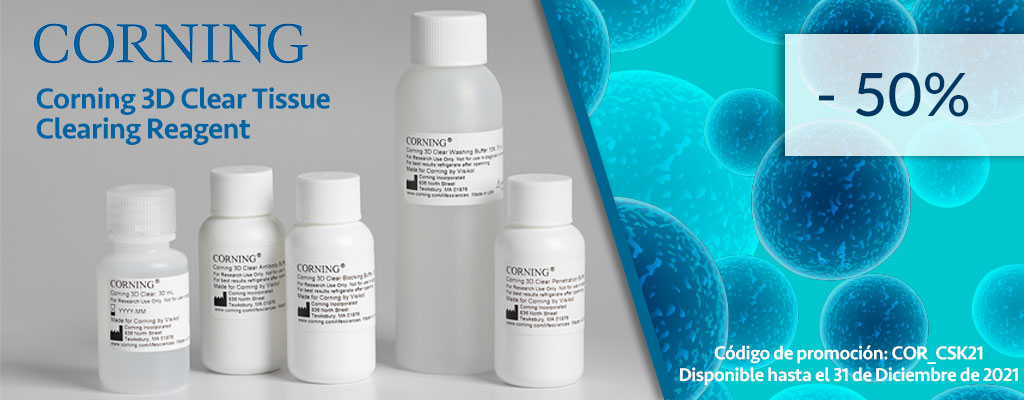 Corning® 3D Clear Tissue Clearing Reagent