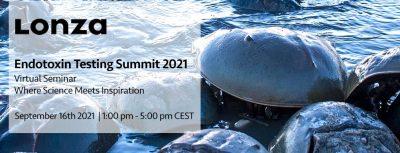6th Global Endotoxin Testing Summit 2021 - Virtual Seminar Series